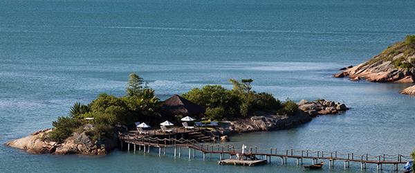 Resorts para casamento no Brasil: Ponta dos Ganchos Exclusive Resort