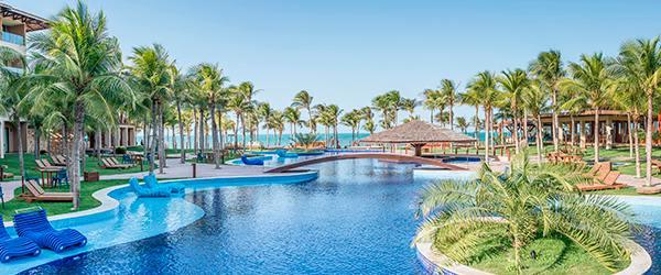 Resorts pet friendly: Carmel Cumbuco Resort