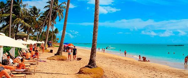 Salinas Maragogi ou Grand Oca Maragogi: Praia Ponta de Mangue ou Praia de Maragogi
