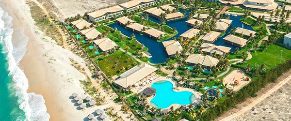 Melhor Resort de Praia da América Latina: Dom Pedro Laguna Beach Resort