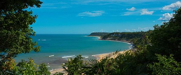 Costa do Descobrimento: Praia do Espelho - Trancoso