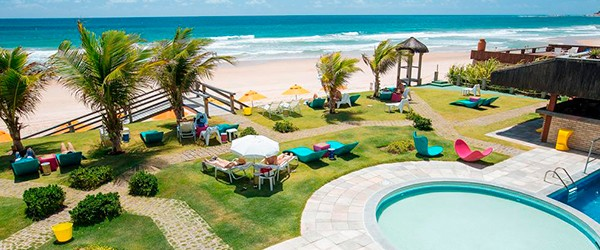 Resorts em Porto de Galinhas: Kembali Hotel