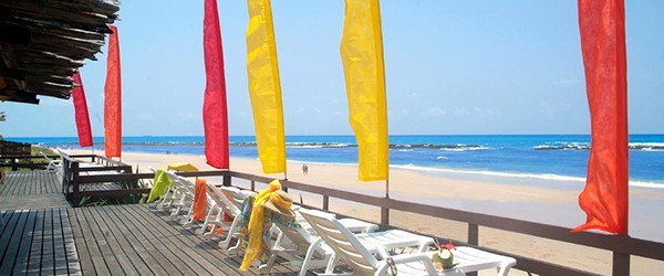 Resorts em Porto de Galinhas: Pontal de Ocaporã