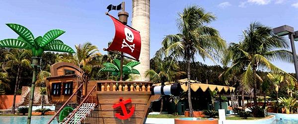 Resorts para as férias de janeiro: Blue Tree Park Lins