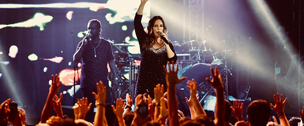 Tivoli Dream Night com Ivete Sangalo