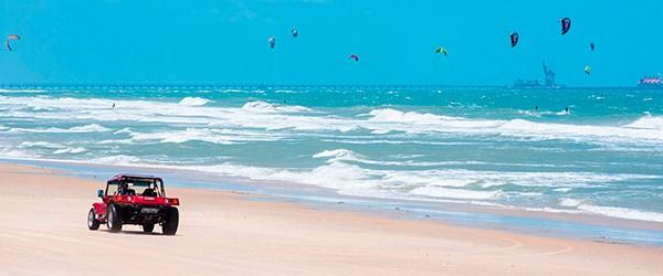 Para onde viajar em janeiro: Caucaia - Ceará