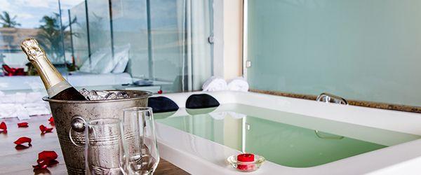 Nauticomar All Inclusive Hotel & Beach Club: acomodações