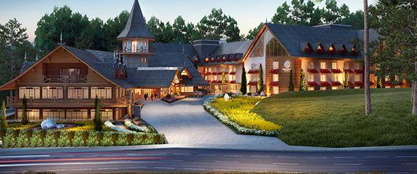 Novo resort em Gramado - Gramado BV Resort