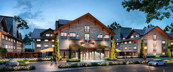Novo resort em Gramado - Gramado Termas Resort & Spa