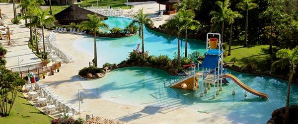 Águas termais no Brasil - Mabu Thermas Grand Resort