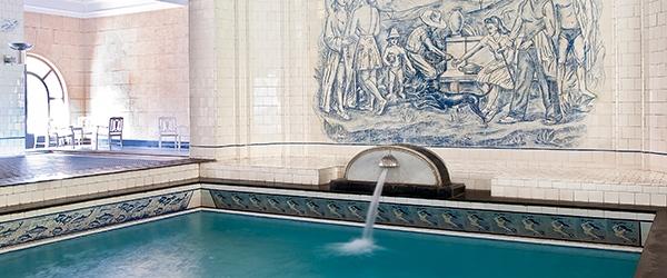 Águas termais no Brasil: Tauá Grande Hotel & Thermas Araxá