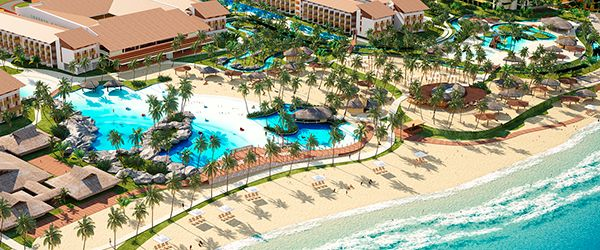 Resorts all inclusive - Porto de Galinhas
