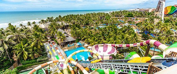 Parques aquáticos no Brasil: Beach Park
