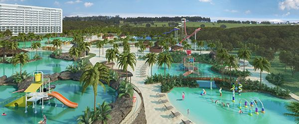Parques aquáticos no Brasil: Blue Park Mabu Thermas Grand Resort