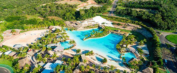 Parques aquáticos no Brasil: Rio Quente Resorts