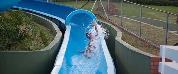 Parques aquáticos no Brasil: Aquamania Foz do Iguaçu