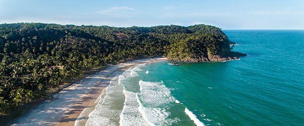 Lugares para viajar em 2019: Itacaré
