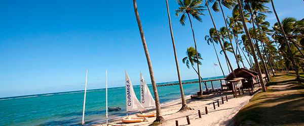 Resors Club Med no Brasil - Ilha de Itaparica