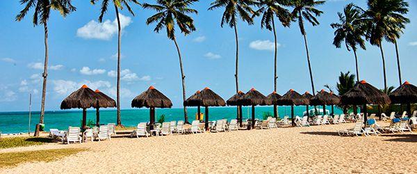 Resorts em Maceió - Alagoas