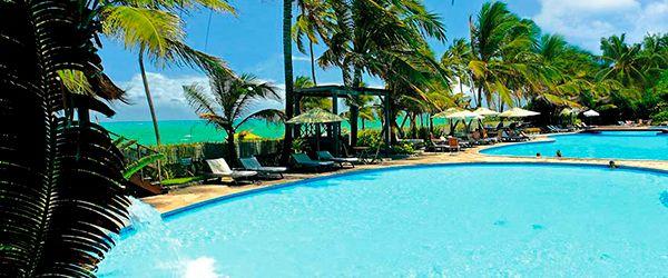 Resorts em Maceió - Ritz Lagoa da Anta
