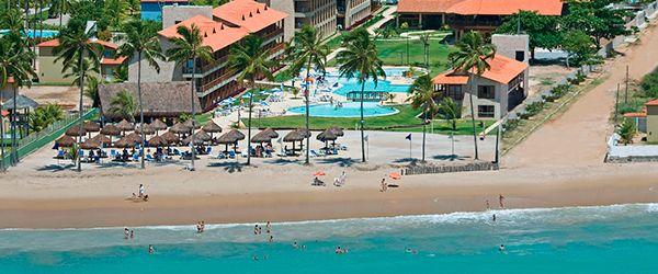 Resorts em Maceió - Salinas de Maceió