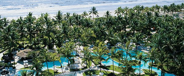 Resorts na Bahia - Transamerica Comandatuba