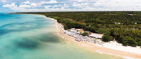 Trancoso - Praia dos Coqueiros