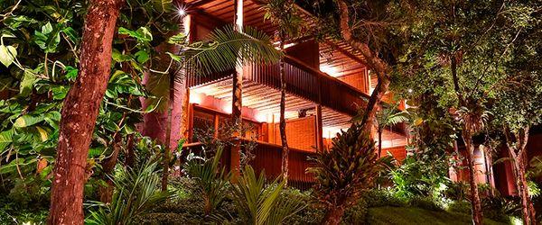 Acomodações do Kûara Hotel - Arraial d'Ajuda