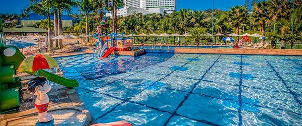 Resort para Semana Santa - Bourbon Atibaia Resort