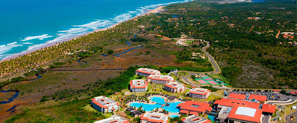 Grand Palladium Imbassaí - Resort All Inclusive