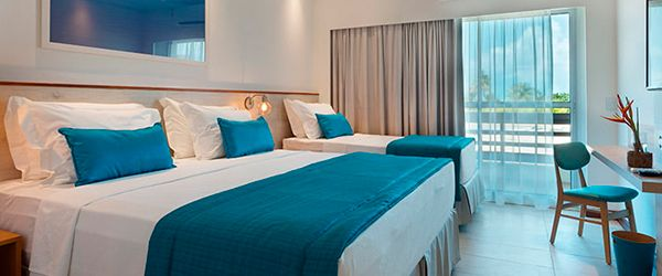 Japaratinga Lounge Resort - Apartamento Standard