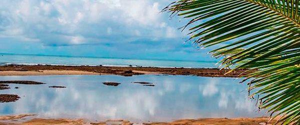 Piscinas naturais Kûara Hotel - Arraial d'Ajuda