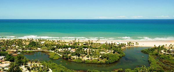 Praia de Imbassaí - Bahia