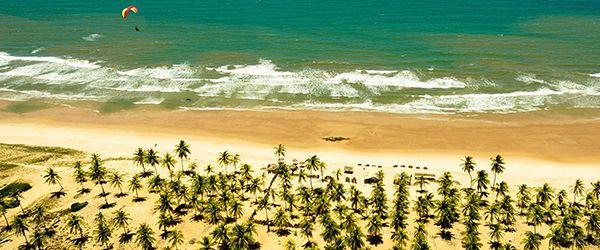 Praia de Santo Antônio - Imbassaí