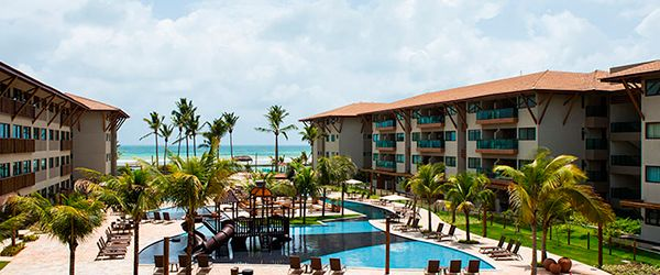 Samoa Beach Resort - Infraestrutura