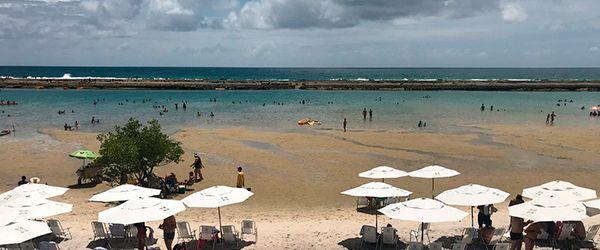 Samoa Beach Resort - Praia de Muro Alto