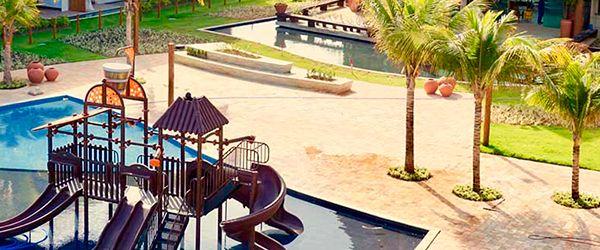 Samoa Beach Resort - Piscina Infantil