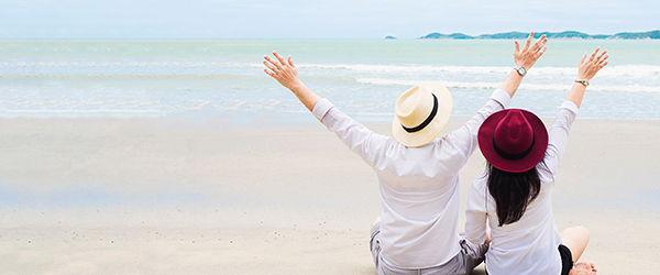 Destinos e resorts para viajar em maio