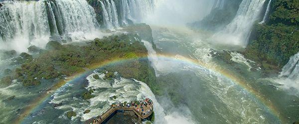 Viajar em Maio - Foz do Iguaçu