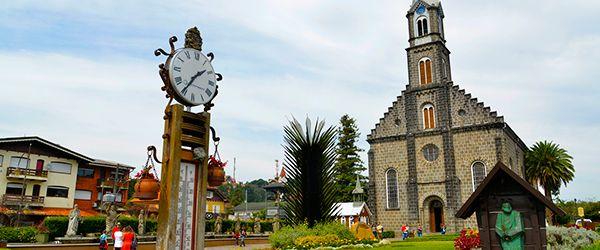 Viajar em maio - Resorts em Gramado