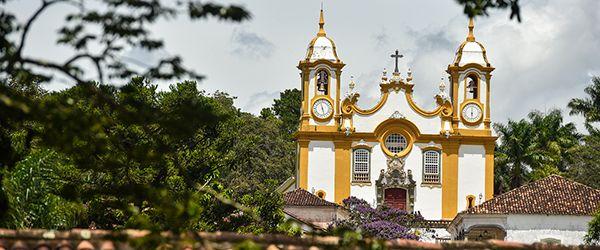 Viajar em maio - Resort em Tiradentes