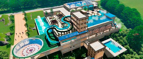 Wyndham Gramado Termas Resort Spa - Parque Aquático