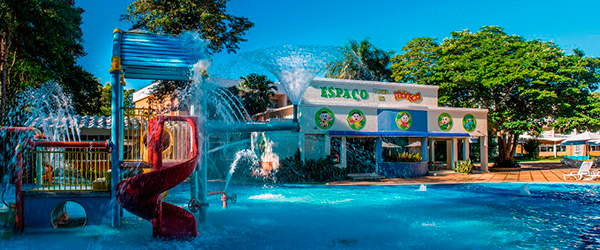 Resorts em Foz do Iguaçu - Bourbon Foz do Iguaçu