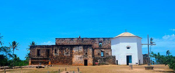 Costa dos Coqueiros - Castelo Garcia D'Avila