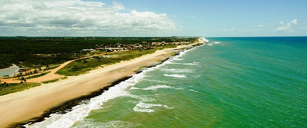 Costa dos Coqueiros - Porto do Sauípe