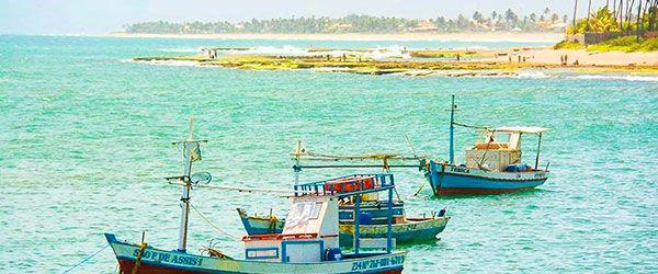 Costa dos Coqueiros - Praia de Arembepe