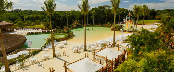 Resorts em Foz do Iguaçu - Mabu Thermas Grand Resort