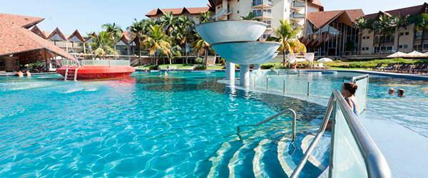 Resorts em Foz do Iguaçu - Recanto Cataratas Thermas Resort & Convention