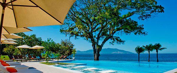 Resorts no Rio de Janeiro - Club Med Rio das Pedras Piscina de Borda Infinita