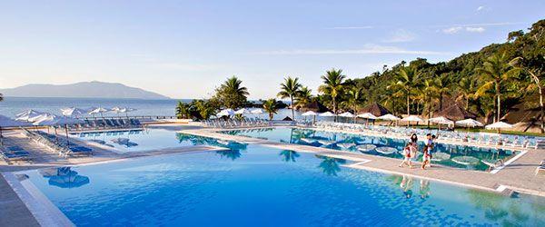 Resorts no Rio de Janeiro - Club Med Rio das Pedras Piscinas